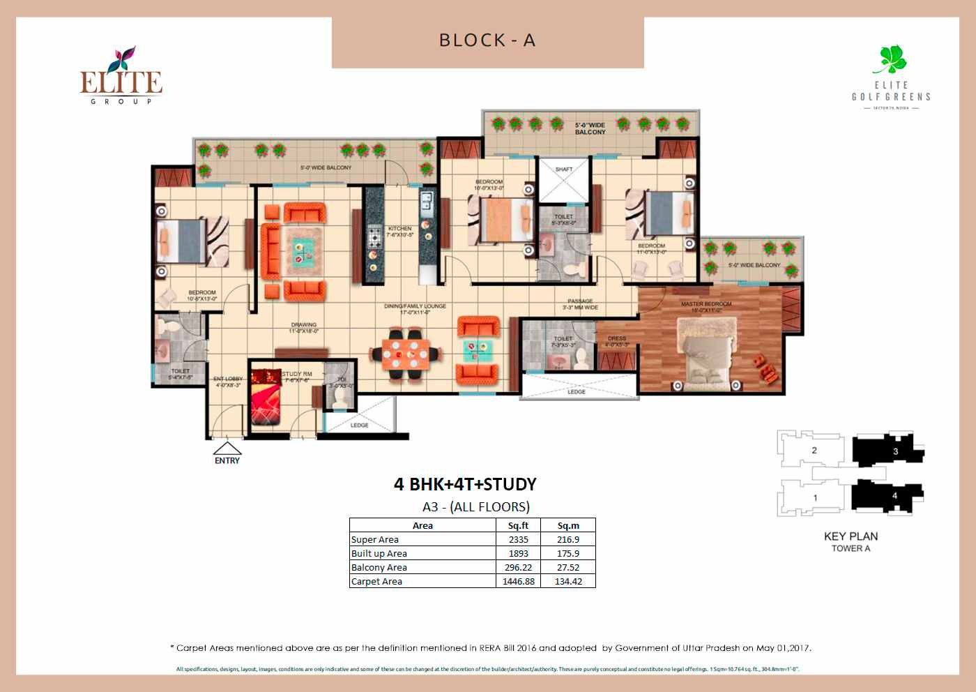 Elite Block-A3